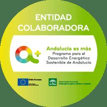 Prolisur es entidad colaboradora Andalucía es más, Programa para el Desarrollo Energético Sostenible en Andalucía