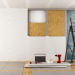 Insonorizaciones en vivienda