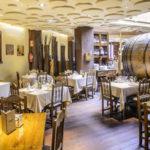 Mejora acústica en restaurante