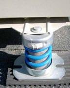 Amortiguador para reducir el ruido de vibraciones