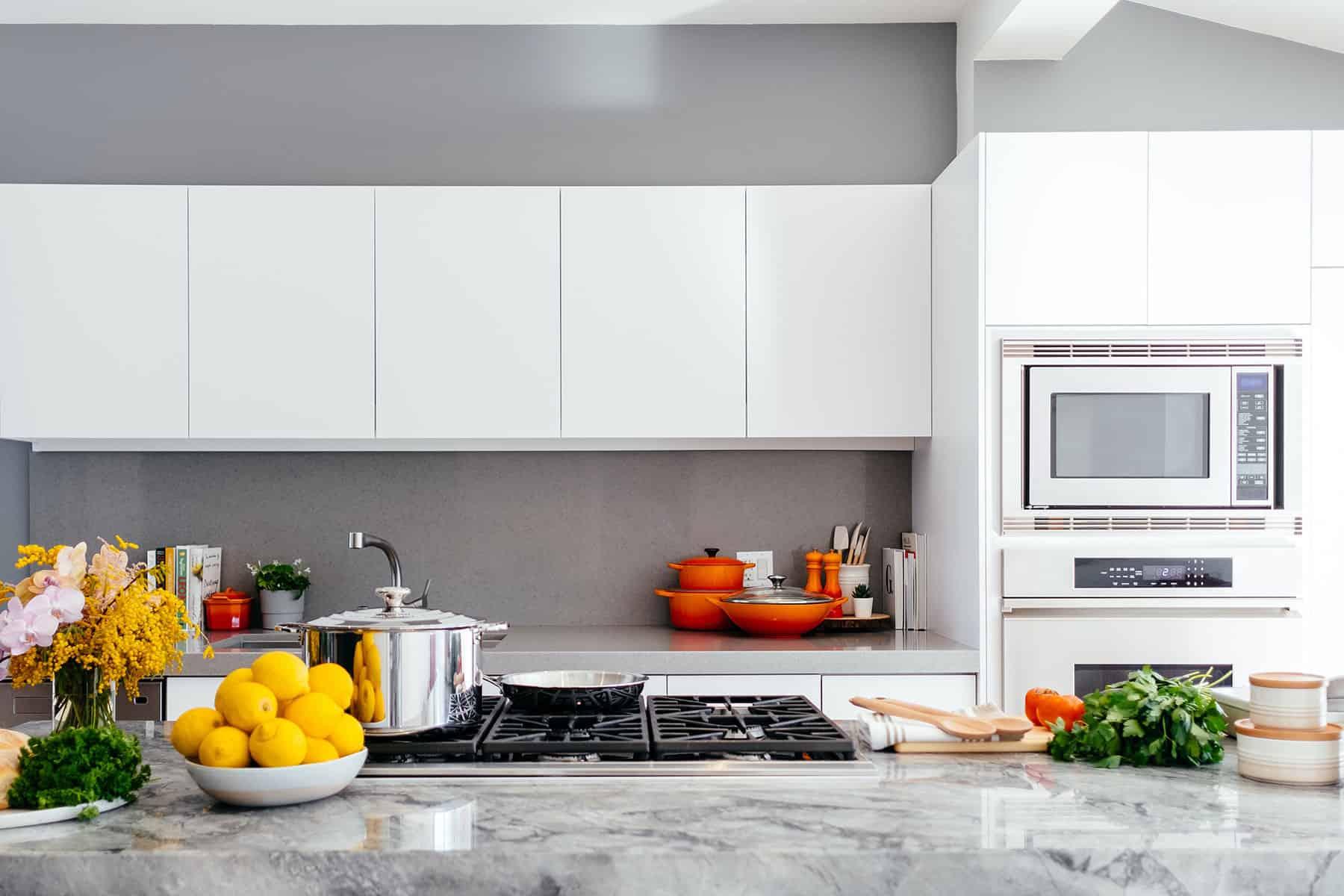 Cocinas y electrodomésticos eficientes