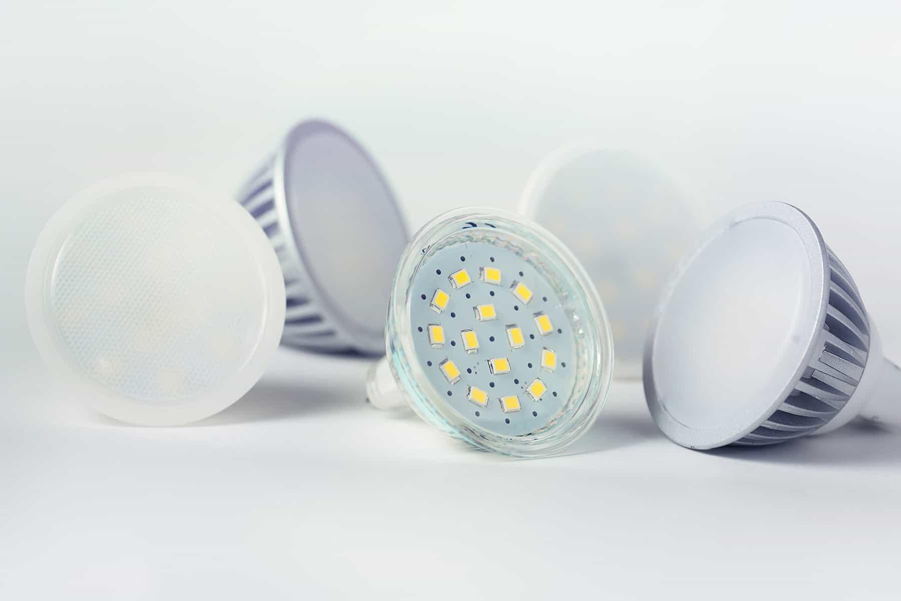 Luminarias LED para conseguir una casa eficiente