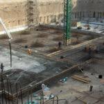 Impermeabilización de cimentación en obra nueva
