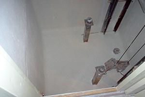 foso de ascensor impermeabilizado