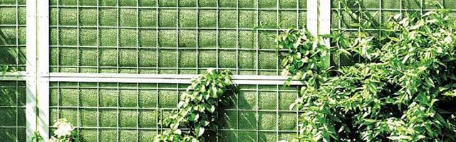 valla acústica noistop green
